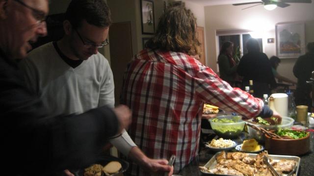 Sharing Hospitality