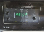 help automatic oven talking appliance
