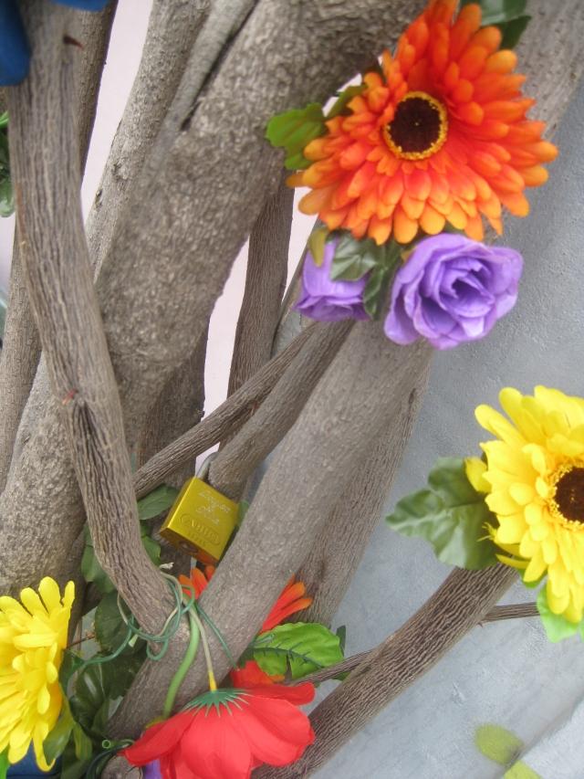 christian LGBTIQ rainbow ally gay marriage plebiscite Melbourne Yes flowers
