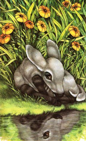 Stephen cosgrove serendipity books fawn woodland animals