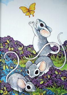 Stephen cosgrove serendipity books mice woodland animalsillustrations-serendipity
