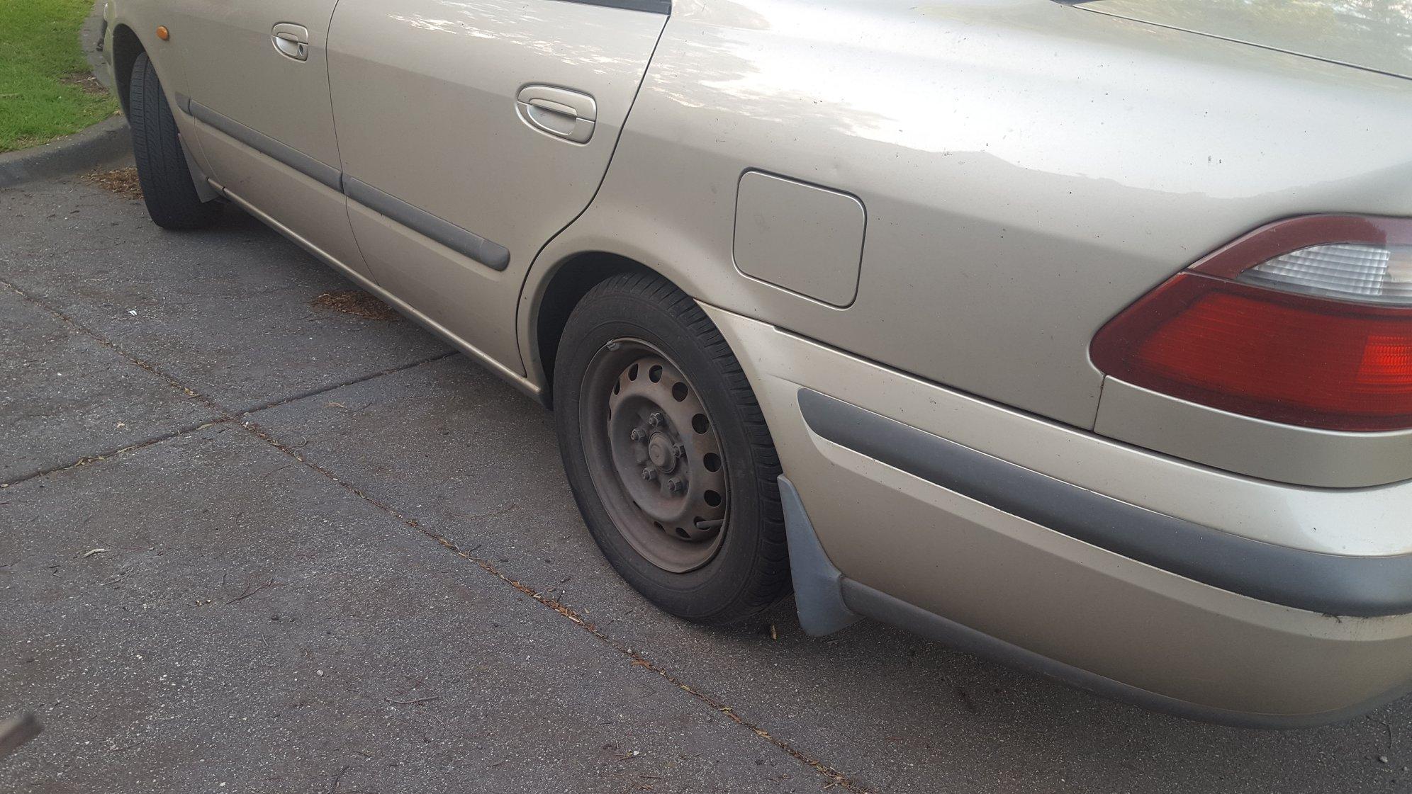grey car help your neighbours my footscray
