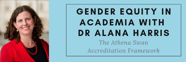 Dr Alana Harris Kings college gender equity in academia